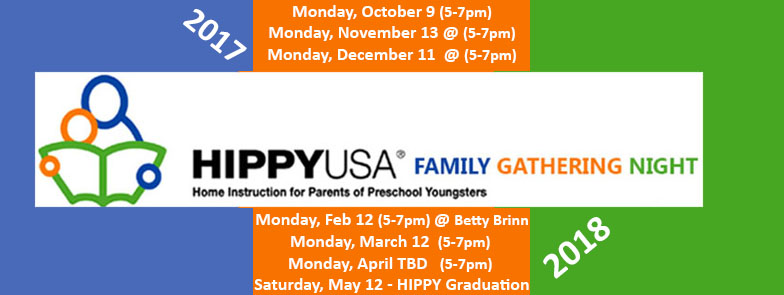 Home Instruction For Parents Of Preschool Youngsters Hippy Ncjw